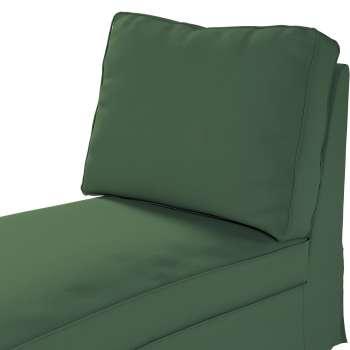 Ektorp Bezug für Recamiere ohne Armlehne, neues Modell von der Kollektion Cotton Panama, Stoff: 702-06
