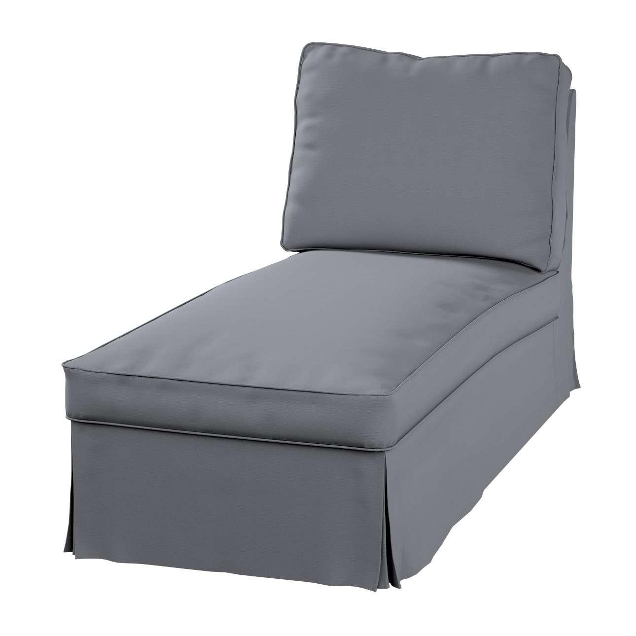 Ektorp gulimojo krėslo užvalkalas (be porankių, tiesus atlošas) Ektorp gulimasis krėslas be porankių, tiesiu atlošu, be suapavalinimų kolekcijoje Cotton Panama, audinys: 702-07