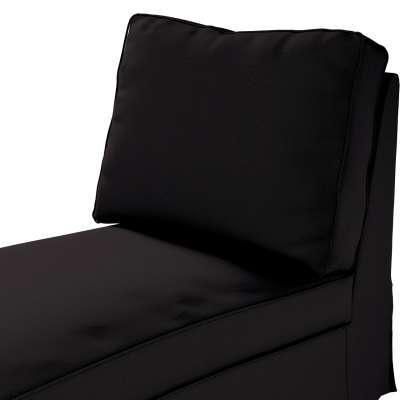 Bezug für Ektorp Recamiere ohne Armlehne, neues Modell von der Kollektion Cotton Panama, Stoff: 702-08
