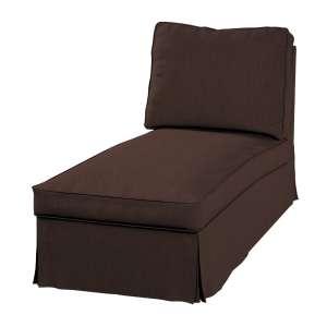 Ektorp gulimojo krėslo užvalkalas (be porankių, tiesus atlošas) Ektorp gulimasis krėslas be porankių, tiesiu atlošu, be suapavalinimų kolekcijoje Chenille, audinys: 702-18