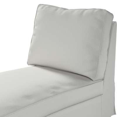 Pokrowiec na szezlong/ leżankę Ektorp wolnostojący prosty tył w kolekcji Etna, tkanina: 705-90