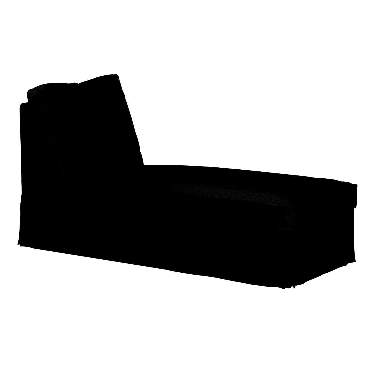 Pokrowiec na szezlong/ leżankę Ektorp wolnostojący prosty tył w kolekcji Etna, tkanina: 705-00