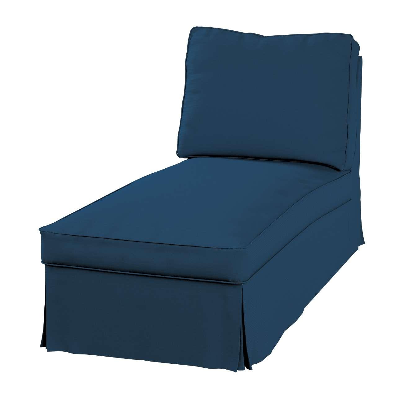 Ektorp gulimojo krėslo užvalkalas (be porankių, tiesus atlošas) Ektorp gulimasis krėslas be porankių, tiesiu atlošu, be suapavalinimų kolekcijoje Cotton Panama, audinys: 702-30