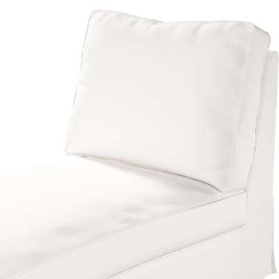 Bezug für Ektorp Recamiere ohne Armlehne, neues Modell von der Kollektion Cotton Panama, Stoff: 702-34