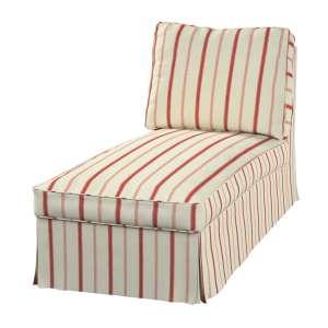 Ektorp gulimojo krėslo užvalkalas (be porankių, tiesus atlošas) Ektorp gulimasis krėslas be porankių, tiesiu atlošu, be suapavalinimų kolekcijoje Avinon, audinys: 129-15