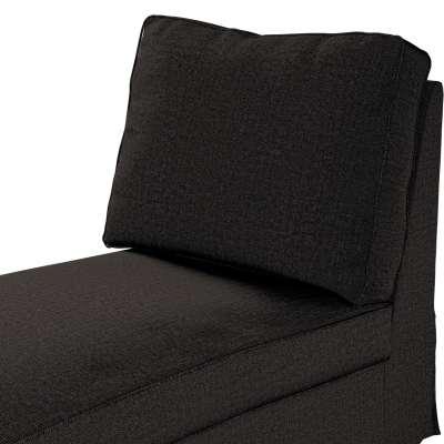 Pokrowiec na szezlong/ leżankę Ektorp wolnostojący prosty tył w kolekcji Etna, tkanina: 702-36