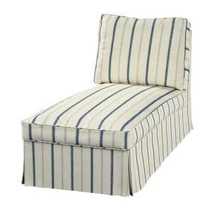 Ektorp gulimojo krėslo užvalkalas (be porankių, tiesus atlošas) Ektorp gulimasis krėslas be porankių, tiesiu atlošu, be suapavalinimų kolekcijoje Avinon, audinys: 129-66