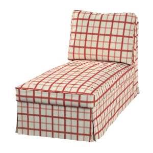 Ektorp gulimojo krėslo užvalkalas (be porankių, tiesus atlošas) Ektorp gulimasis krėslas be porankių, tiesiu atlošu, be suapavalinimų kolekcijoje Avinon, audinys: 131-15