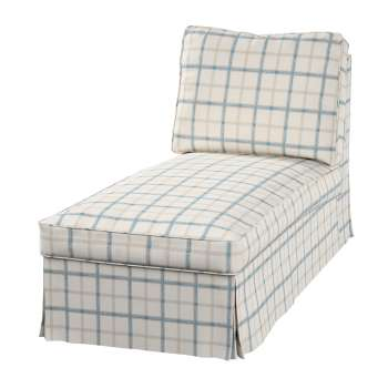 Ektorp hoes voor chaise longue zonder armleuning, nieuw model
