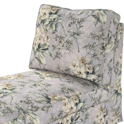 Pokrowiec na szezlong/ leżankę Ektorp wolnostojący prosty tył w kolekcji Londres, tkanina: 143-36