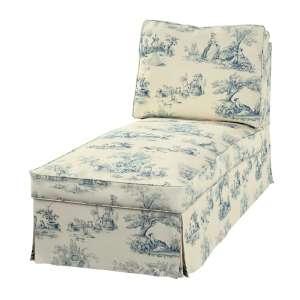 Ektorp gulimojo krėslo užvalkalas (be porankių, tiesus atlošas) Ektorp gulimasis krėslas be porankių, tiesiu atlošu, be suapavalinimų kolekcijoje Avinon, audinys: 132-66