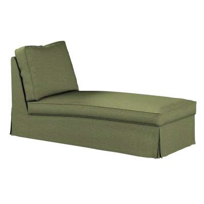 Ektorp chaise longue cover (with a straight backrest)