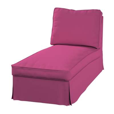 Ektorp chaise longue cover (with a straight backrest) 161-29 pink Collection Living II
