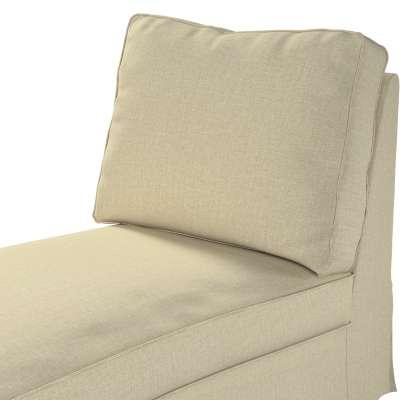 Pokrowiec na szezlong/ leżankę Ektorp wolnostojący prosty tył w kolekcji Living, tkanina: 161-45