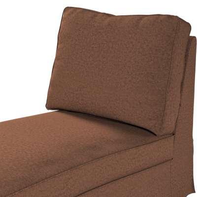 Pokrowiec na szezlong/ leżankę Ektorp wolnostojący prosty tył w kolekcji Living, tkanina: 161-65