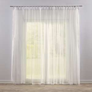 Záclona voálová jednoduchá na poutka na míru 300x260cm v kolekci Voile - Voál, látka: 900-01