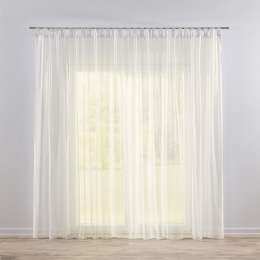Tab top net curtains