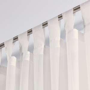 Záclona voálová jednoduchá na poutka na míru 300x260cm v kolekci Voile - Voál, látka: 901-01
