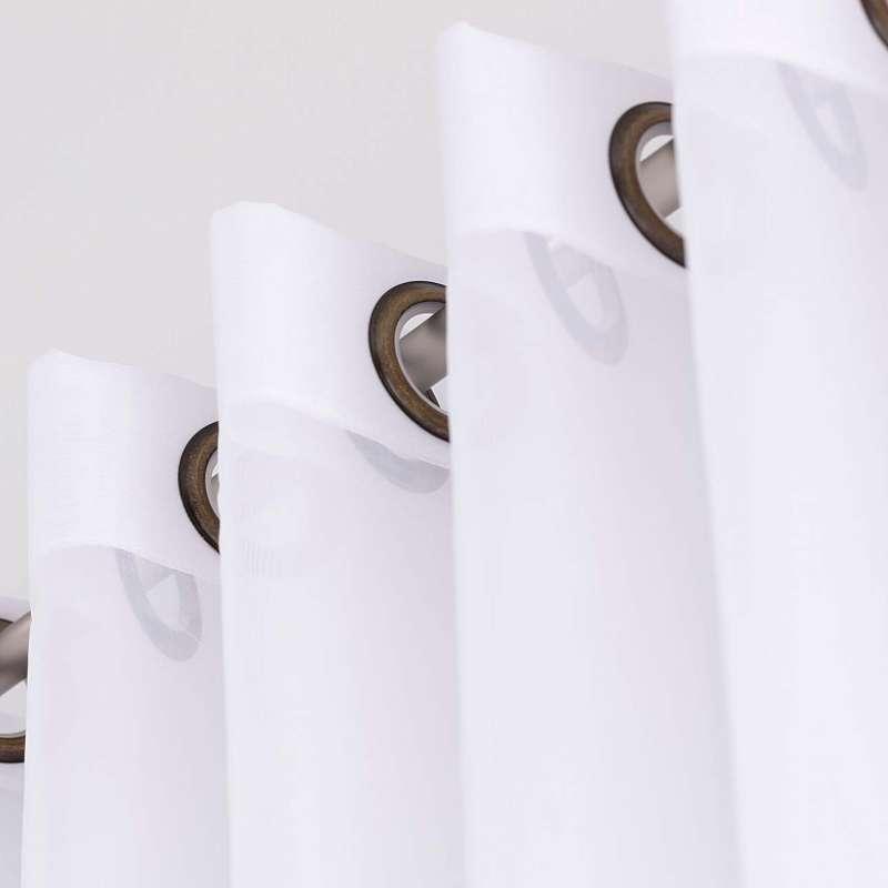 Dieninės žiedinės užuolaidos kolekcijoje Soft Veil, audinys: 900-00
