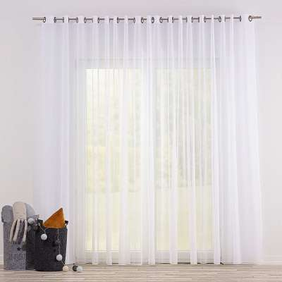 Eyelet voile/net curtains 901-00 Collection Soft Veil