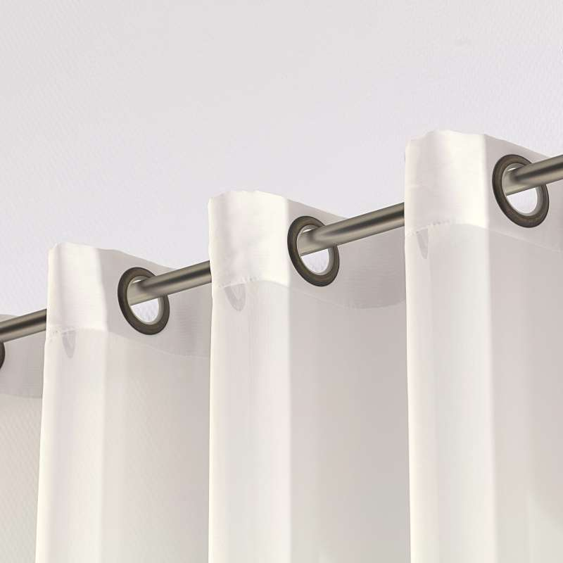Eyelet voile/net curtains in collection Voile, fabric: 900-01