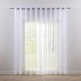 Eyelet net curtains