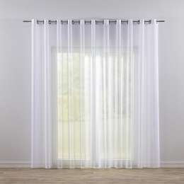 Eyelet net curtains