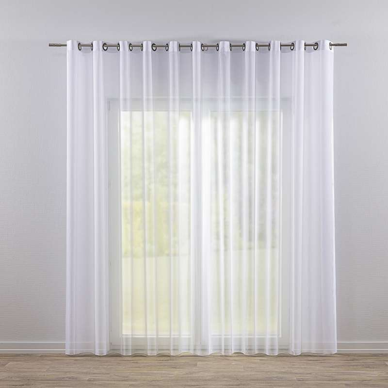 Eyelet voile/net curtains in collection Voile, fabric: 901-00