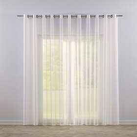 Eyelet voile/net curtains