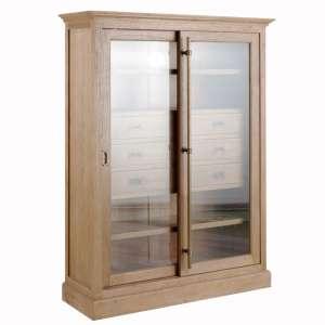 Witryna Chantal z 6 szufladami 115x40x158cm