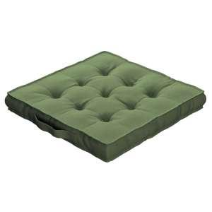 Pagalvėlė Kuba kėdei/ant grindų 40 x 40 x 6 cm kolekcijoje Jupiter, audinys: 127-52