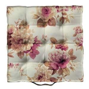 Pagalvėlė Kuba kėdei/ant grindų 40 x 40 x 6 cm kolekcijoje Mirella, audinys: 141-06
