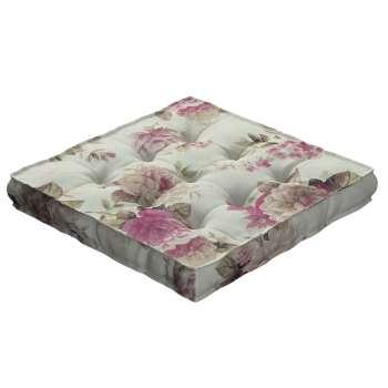 Pagalvėlė Kuba kėdei/ant grindų 40 x 40 x 6 cm kolekcijoje Mirella, audinys: 141-07