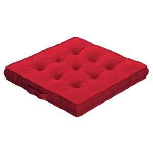 Pagalvėlė Kuba kėdei/ant grindų 40 x 40 x 6 cm kolekcijoje Cotton Panama, audinys: 702-04