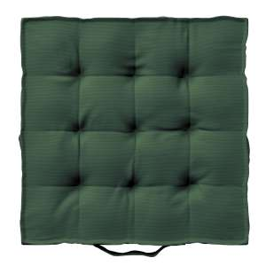 Siedzisko Kuba na krzesło 40x40x6cm w kolekcji Cotton Panama, tkanina: 702-06