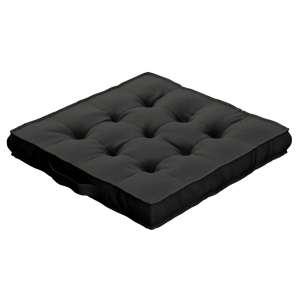 Sitzkissen Jacob mit Handgriff 40 x 40 x 6 cm von der Kollektion Cotton Panama, Stoff: 702-08