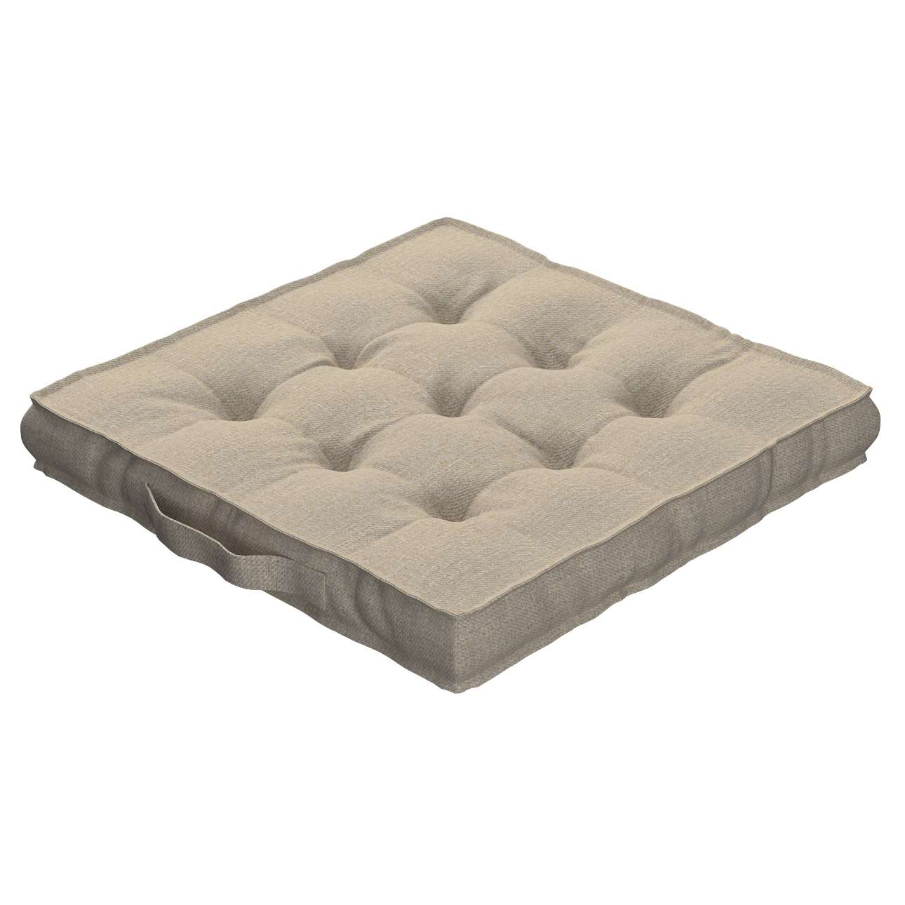 Pagalvėlė Kuba kėdei/ant grindų 40 x 40 x 6 cm kolekcijoje Edinburgh , audinys: 115-78