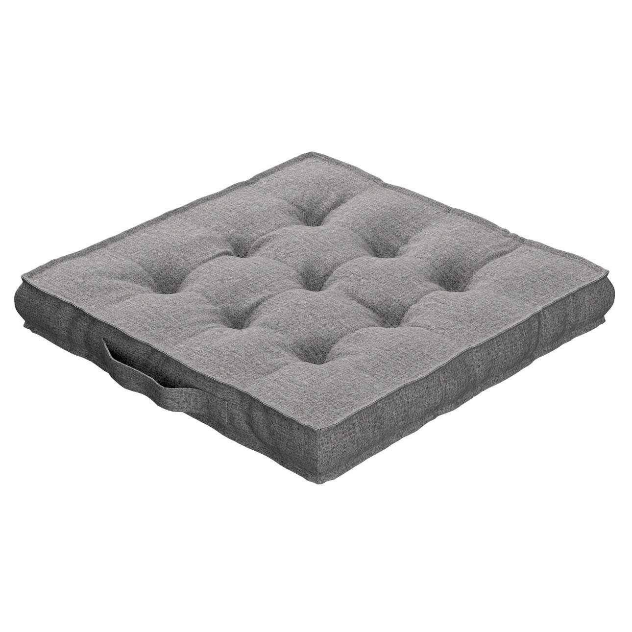 Pagalvėlė Kuba kėdei/ant grindų 40 x 40 x 6 cm kolekcijoje Edinburgh , audinys: 115-81