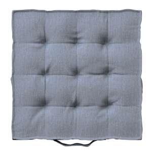 Pagalvėlė Kuba kėdei/ant grindų 40 x 40 x 6 cm kolekcijoje Chenille, audinys: 702-13