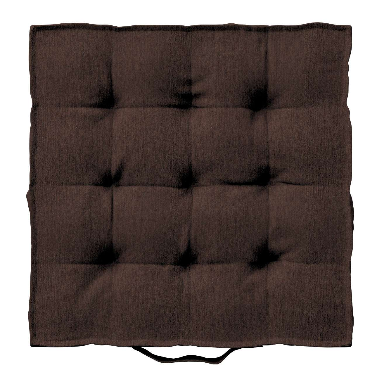 Pagalvėlė Kuba kėdei/ant grindų 40 x 40 x 6 cm kolekcijoje Chenille, audinys: 702-18