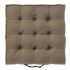 Pagalvėlė Kuba kėdei/ant grindų 40 x 40 x 6 cm kolekcijoje Chenille, audinys: 702-21