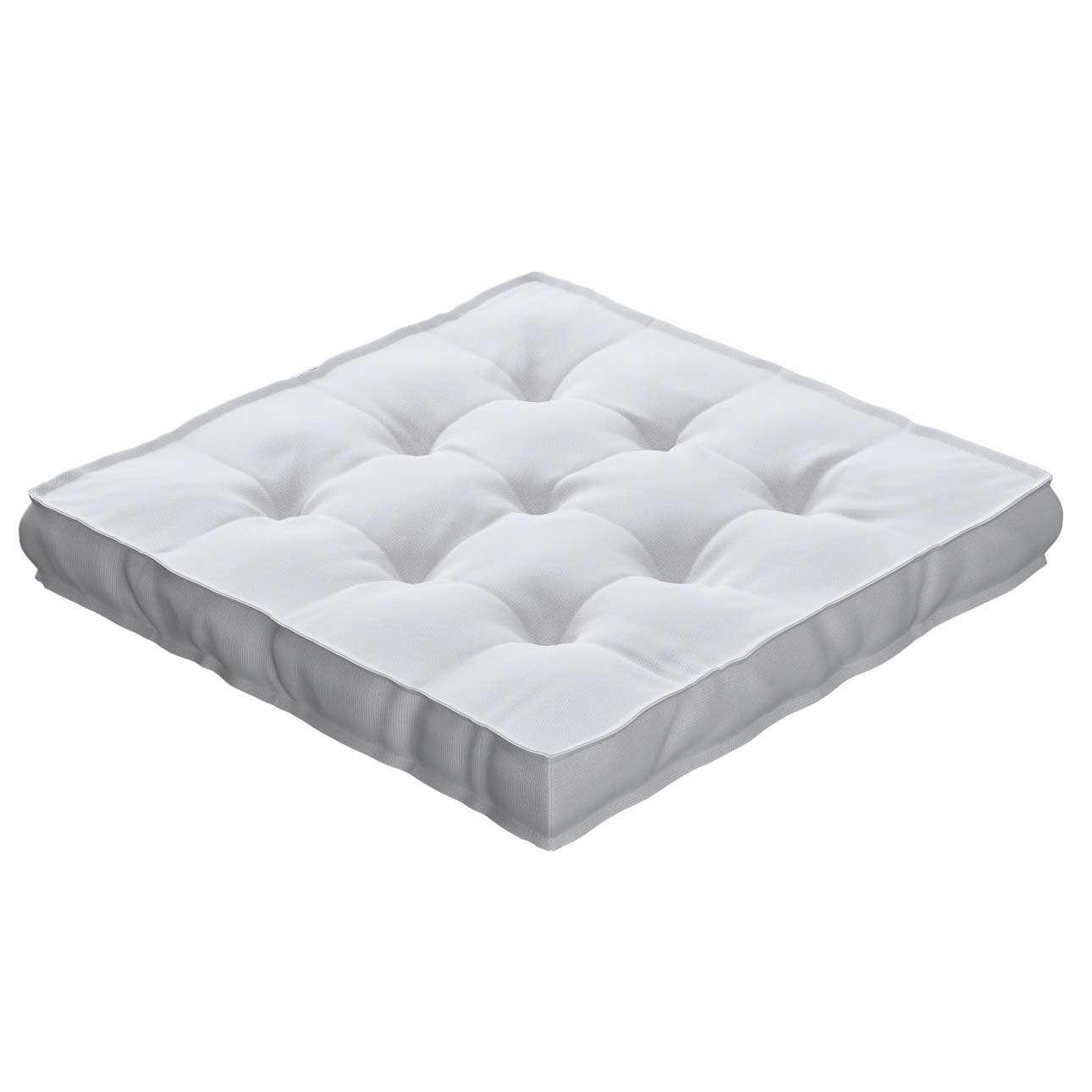 Pagalvėlė Kuba kėdei/ant grindų 40 x 40 x 6 cm kolekcijoje Loneta , audinys: 133-02