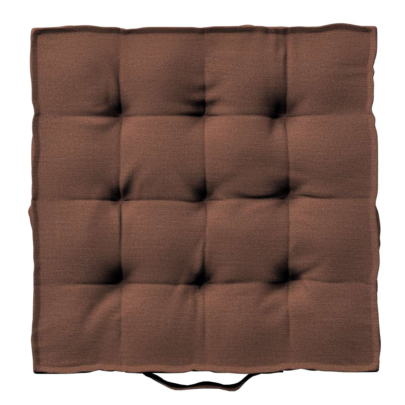 Siedzisko Kuba na krzesło 40x40x6cm w kolekcji Loneta, tkanina: 133-09