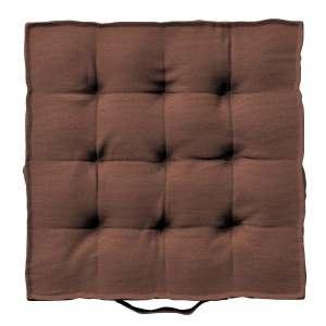 Pagalvėlė Kuba kėdei/ant grindų 40 x 40 x 6 cm kolekcijoje Loneta , audinys: 133-09