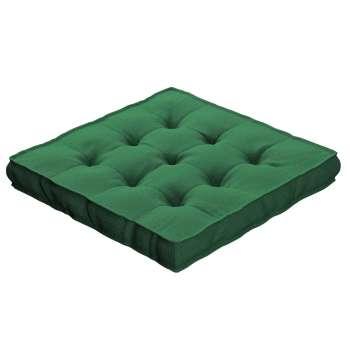 Siedzisko Kuba na krzesło 40x40x6cm w kolekcji Loneta, tkanina: 133-18
