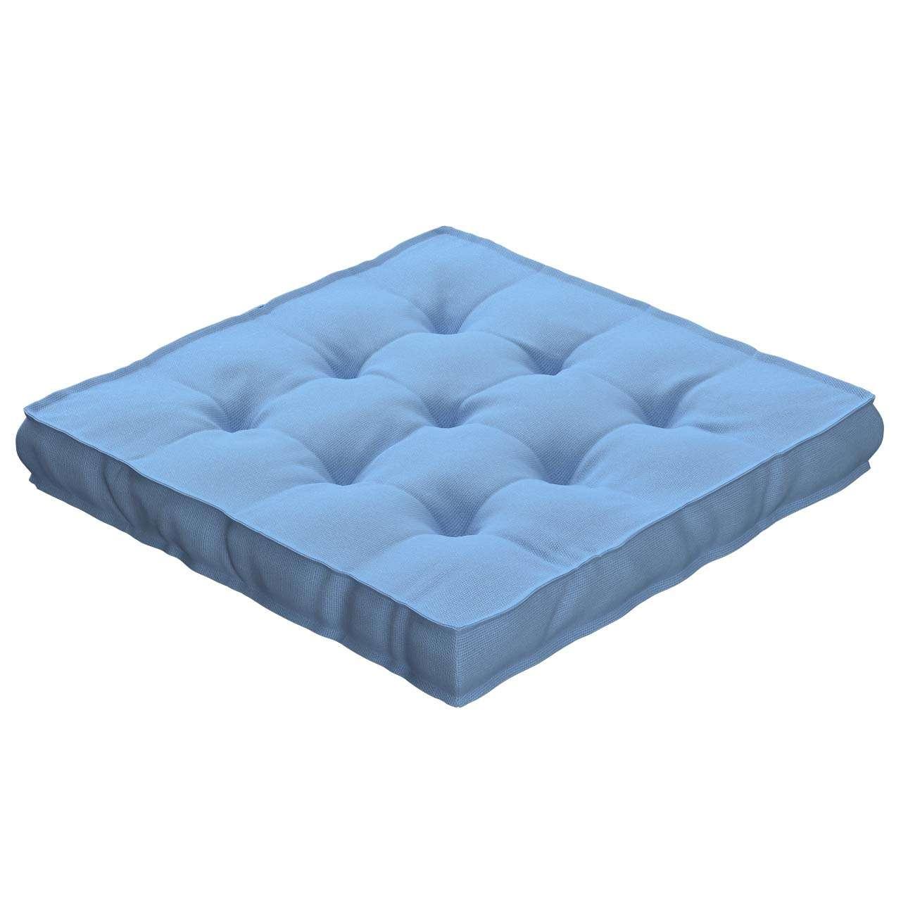 Pagalvėlė Kuba kėdei/ant grindų 40 x 40 x 6 cm kolekcijoje Loneta , audinys: 133-21