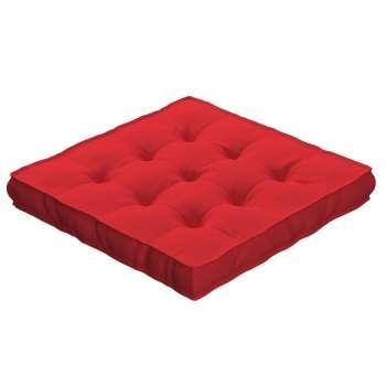 Siedzisko Kuba na krzesło 40x40x6cm w kolekcji Loneta, tkanina: 133-43