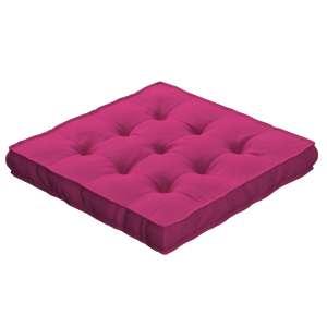 Siedzisko Kuba na krzesło 40x40x6cm w kolekcji Loneta, tkanina: 133-60