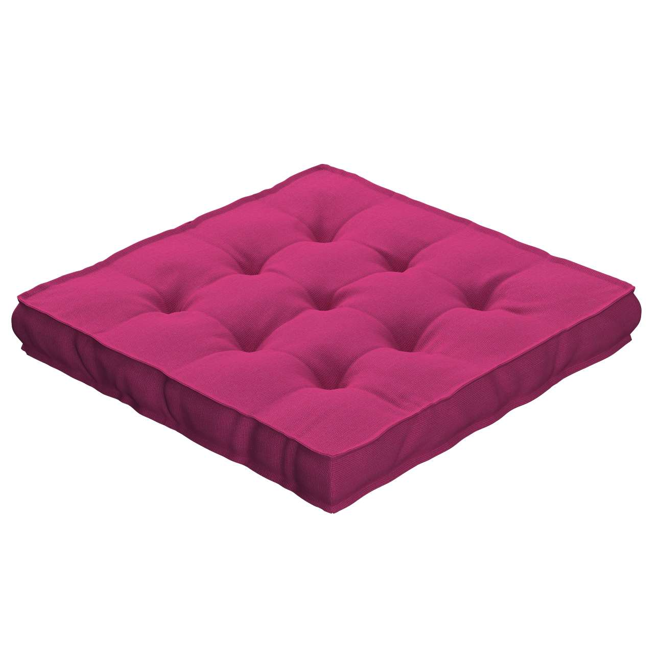 Pagalvėlė Kuba kėdei/ant grindų 40 x 40 x 6 cm kolekcijoje Loneta , audinys: 133-60
