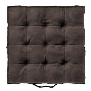 Pagalvėlė Kuba kėdei/ant grindų 40 x 40 x 6 cm kolekcijoje Etna , audinys: 705-08